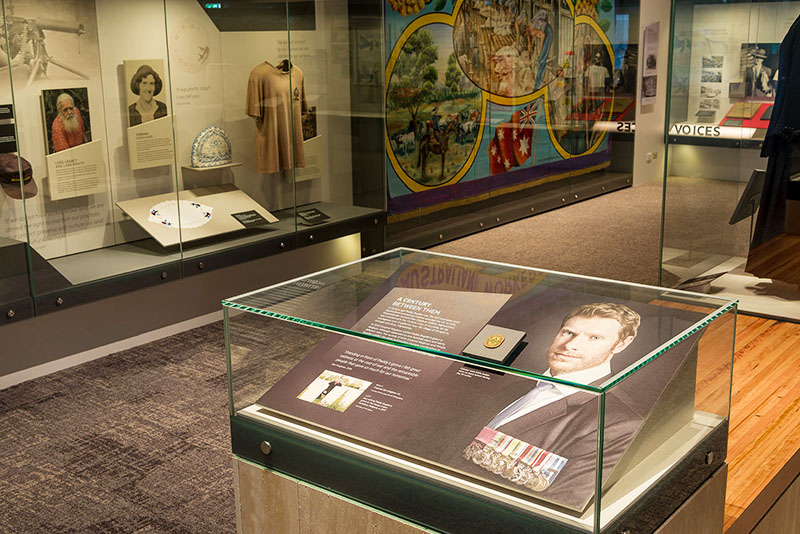 Anzac Legacy Gallery