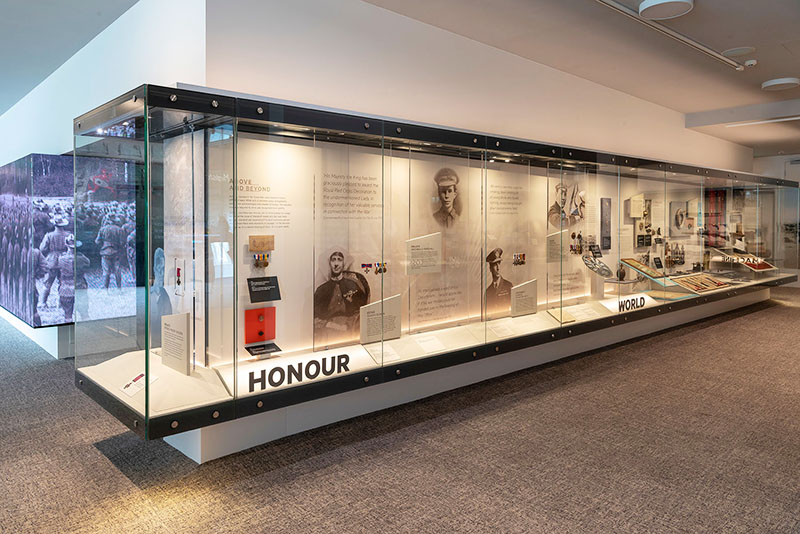 Anzac Legacy Exhibition